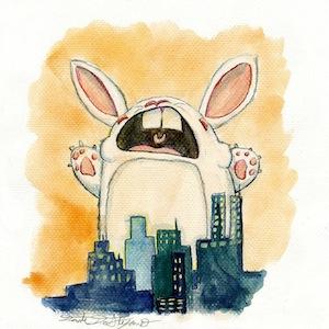 giant bunny lr