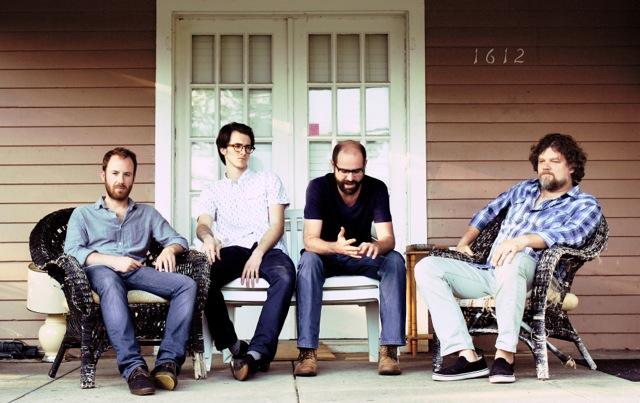 L-R Will Stewart, Grant Prettyman, Mac Kramer, Jon Poor.