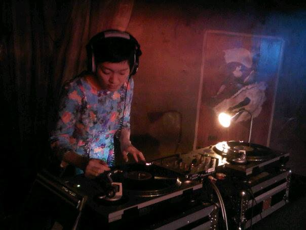 Yoon Nam on the deck