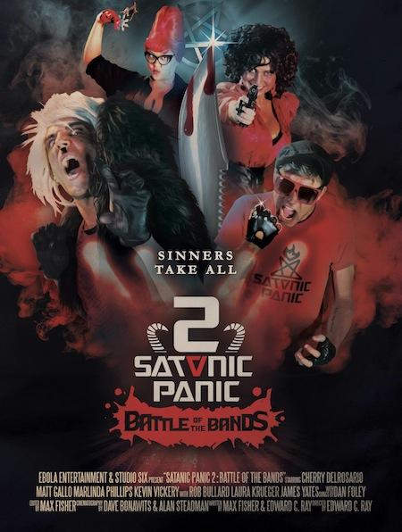 Satanic Panic 2 poster