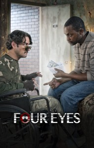 """Four Eyes"", Season 2 (L-R) Jeremy Michael Grey and Michael Gladden"