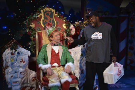 Santaland Diaries_Horizon Theatre8 - Wise Guy