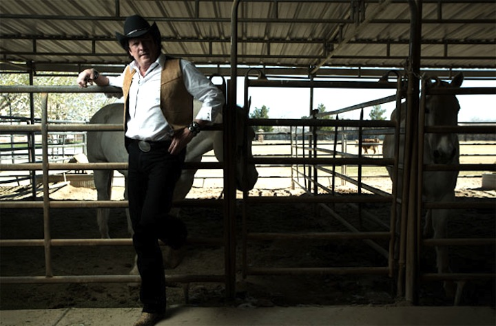Michael Madsen. Photo credit: Isaac Alvarez. Weinstein Co. Used with permission.