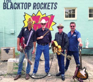 Photo by Jeff Shipman (L-R: Johnny McGowan, Dave Watkins, Dave Weil, Steve Stone)