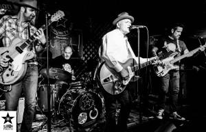 The Star Bar: Photo Credit by Sloan Carroll Rainwater (L-R: Johnny McGowan, Dave Watkins, Dave Weil, Steve Stone)