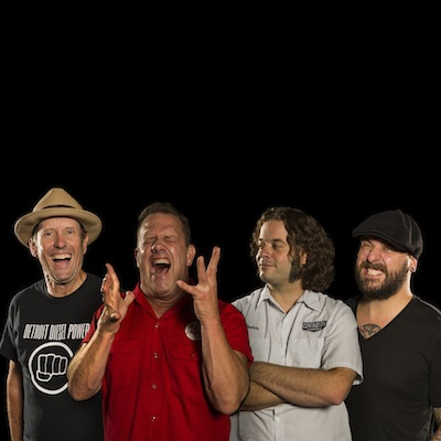 Cowboy Mouth Promo_ July 2016