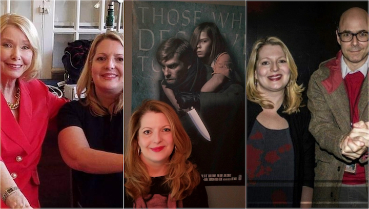 Kool Kat of the Week: Holy Gut Punch! Producer Kendall Keeling Screens Her First Feature THOSE WHO DESERVE TO DIE at Buried Alive Film Festival 2019
