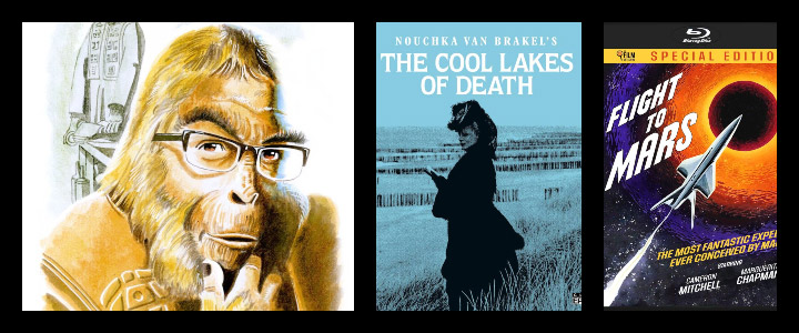 APES ON FILM: A Little Sci-Fi, A Little Bourgeois: The Cool Lakes of Mars